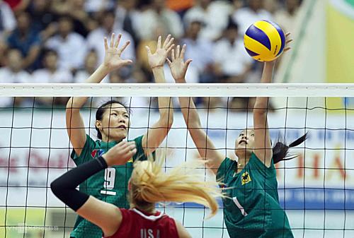 Quảng Nam lần đầu tiên đăng tổ chức giải Bóng chuyền nữ quốc tế VTV Cup - Ảnh 1.