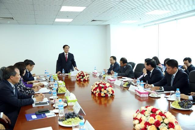 Chuyến thăm Myanmar của Phó Thủ tướng Vương Đình Huệ mở ra nhiều cơ hội hợp tác mạnh mẽ về kinh tế giữa hai nước - Ảnh 6.