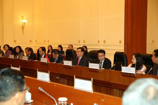 Chuyến thăm Myanmar của Phó Thủ tướng Vương Đình Huệ mở ra nhiều cơ hội hợp tác mạnh mẽ về kinh tế giữa hai nước - Ảnh 3.