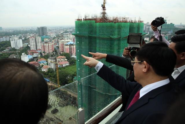 Chuyến thăm Myanmar của Phó Thủ tướng Vương Đình Huệ mở ra nhiều cơ hội hợp tác mạnh mẽ về kinh tế giữa hai nước - Ảnh 7.