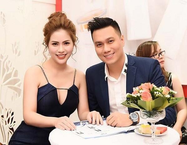 Tin đồn Quỳnh Nga là người thứ ba, vợ Việt Anh đáp trả đanh thép  - Ảnh 1.