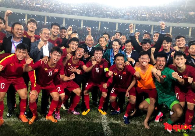 Thể thao Việt Nam đạt nhiều thành tích nổi bật - Ảnh 1.