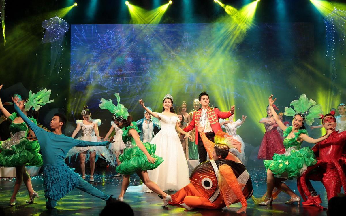 Nhà hát Tuổi trẻ lưu diễn tại TP Hồ Chí Minh