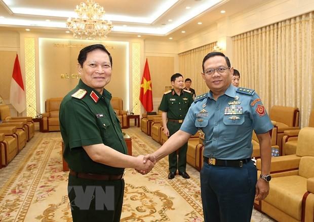Việt Nam-Indonesia: Đối thoại Chính sách Quốc phòng lần thứ nhất - Ảnh 1.