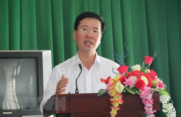 Ông Võ Văn Thưởng: Biên Hòa cần rà soát lại công tác tiếp công dân - Ảnh 1.