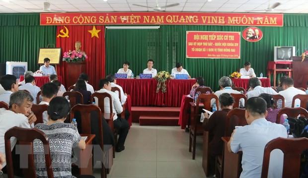 Ông Võ Văn Thưởng: Biên Hòa cần rà soát lại công tác tiếp công dân - Ảnh 2.