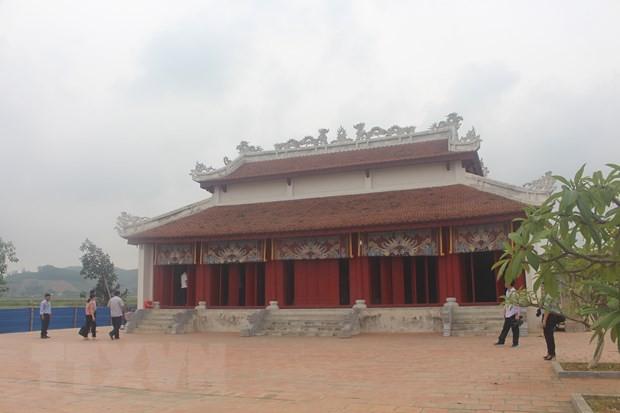 Phát lộ nhiều dấu tích kiến trúc và di vật quan trọng tại Lăng miếu Triệu Tường - Ảnh 1.