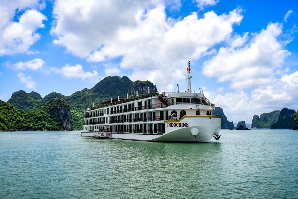 Trải nghiệm du thuyền 5 sao lớn và sang trọng nhất trên vịnh Hạ Long với giá chỉ hơn 3 triệu đồng - Ảnh 3.