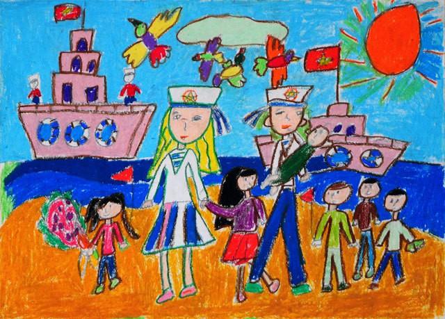 Triển lãm hơn 100 tác phẩm hội họa về Hoàng Sa - Trường Sa của Việt Nam - Ảnh 1.
