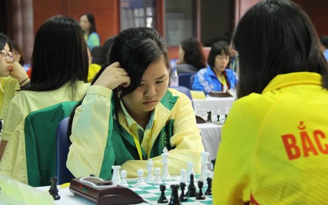 1.200 kỳ thủ tham dự Giải vô địch Cờ vua trẻ toàn quốc năm 2019