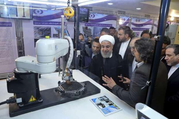Iran liên tiếp hành động mạnh: Đẩy loạt siêu cường ra giữa lối rẽ? - Ảnh 1.