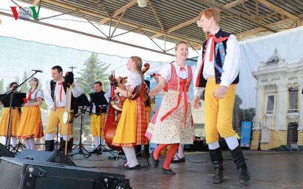 Ấn tượng Lễ hội Văn hóa Việt Nam – Séc lần đầu tiên tại Plzen - Ảnh 3.