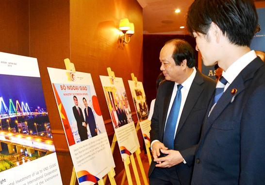Triển lãm ảnh 45 năm quan hệ ASEAN-Nhật Bản - Ảnh 1.