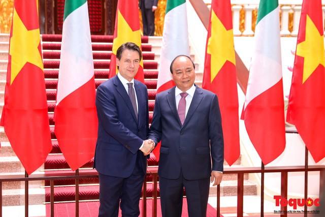 Italy mong muốn tăng cường hơn nữa quan hệ đối tác chiến lược với Việt Nam - Ảnh 1.