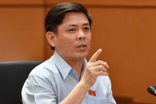 Không quản nổi Uber, Grab - Bộ trưởng Nguyễn Văn Thể  nói gì về thất thu thuế?  - Ảnh 1.