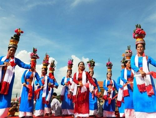 Tổ chức Ngày hội Văn hóa, Thể thao và Du lịch đồng bào chăm lần thứ V  - Ảnh 1.