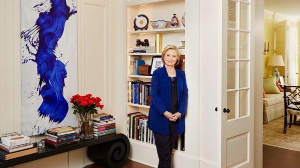 Những hình ảnh hiếm hoi trong Thiên đường trắng - ngôi nhà của vợ chồng Hillary Clinton - Ảnh 1.