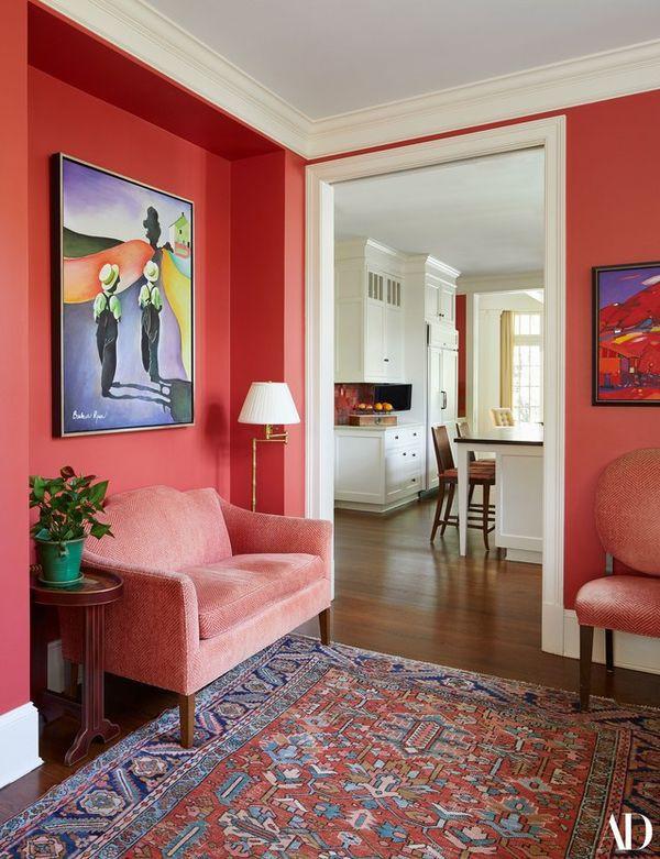 Những hình ảnh hiếm hoi trong Thiên đường trắng - ngôi nhà của vợ chồng Hillary Clinton - Ảnh 8.