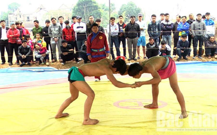 Bắc Giang nâng tầm các môn thể thao dân tộc
