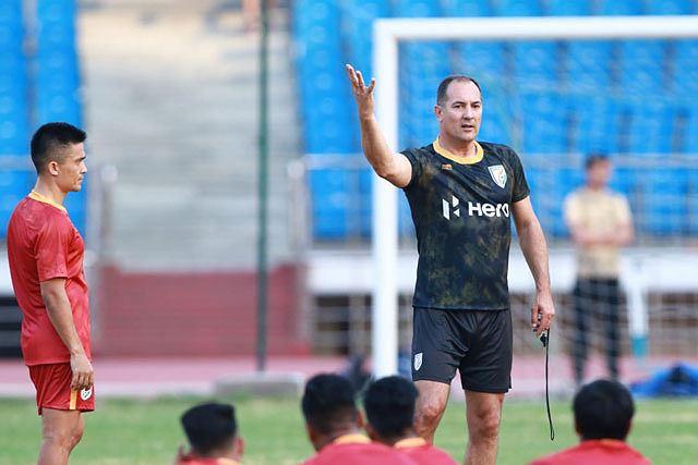 HLV ĐT Ấn Độ: ĐT Việt Nam có cơ hội vô địch Kings Cup 2019 - Ảnh 1.
