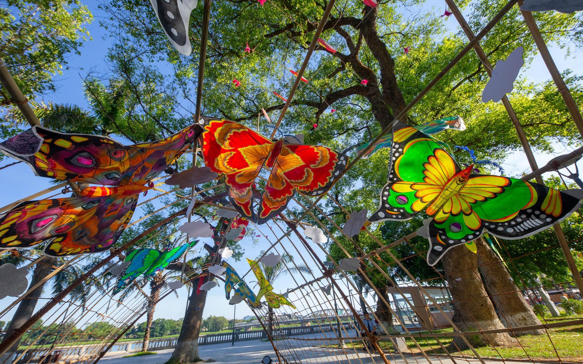 Khai mạc Lễ hội Diều Huế 2019