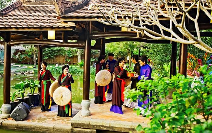 Sắc màu di sản văn hóa hội tụ tại thành phố biển Nha Trang