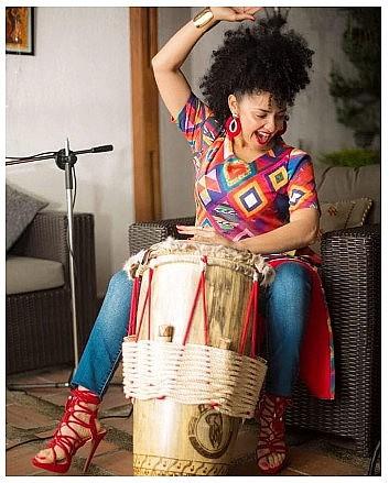 Đoàn nghệ thuật Colombia mang làn gió hiện đại vùng Caribbean tới Việt Nam - Ảnh 1.