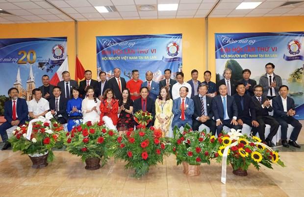 """Hội người Việt tại Ba Lan: 20 năm """"Đổi mới, Đoàn kết và Hội nhập"""" - Ảnh 1."""
