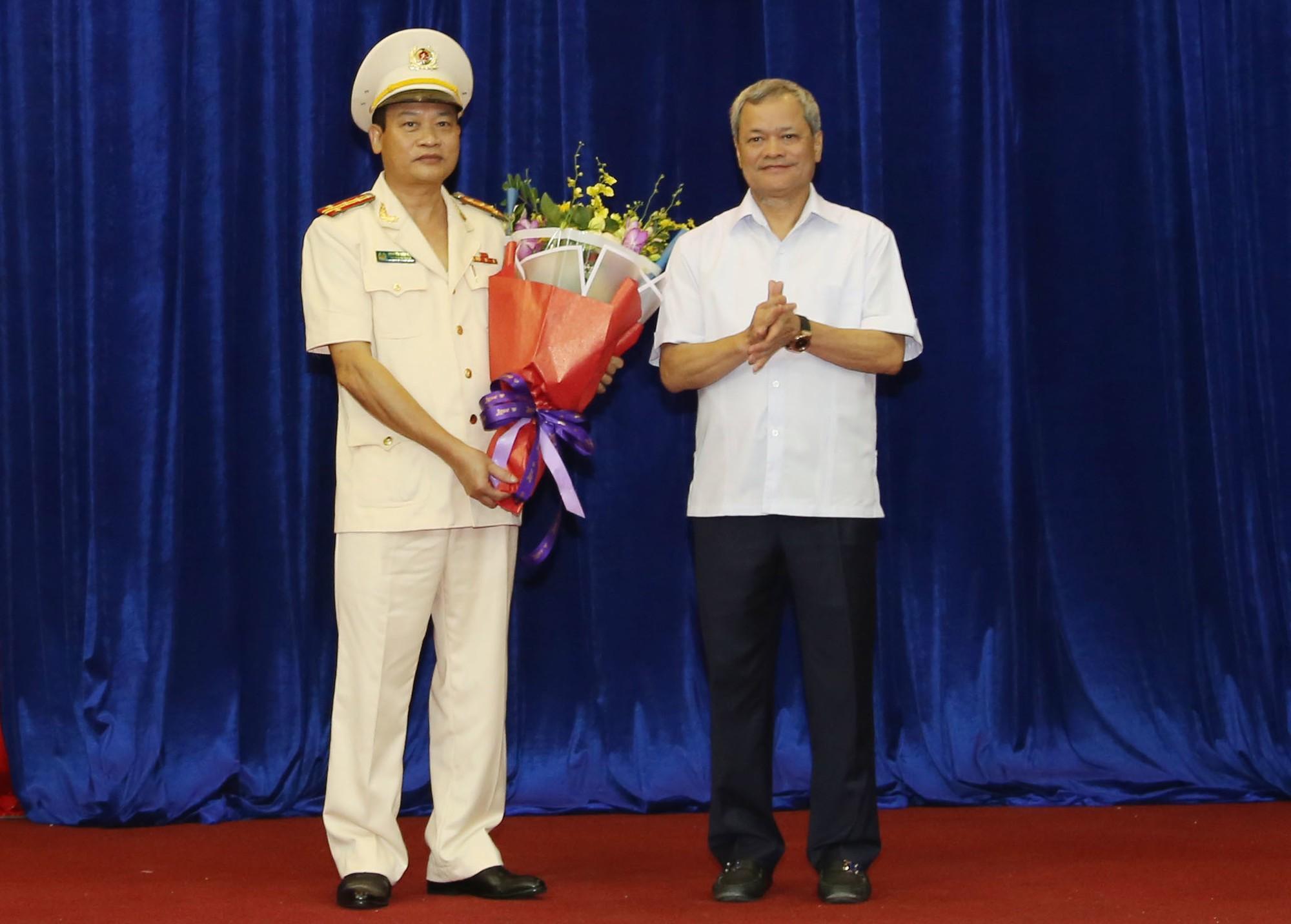 Bộ trưởng Công an bổ nhiệm nhân sự mới