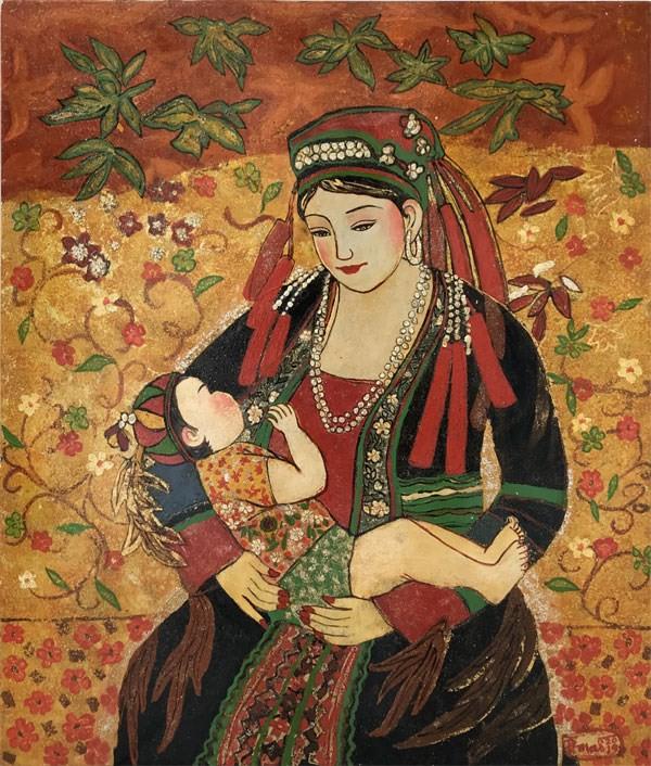 6 họa sĩ Việt Nam được đánh giá cao tại triển lãm quốc tế - Ảnh 1.