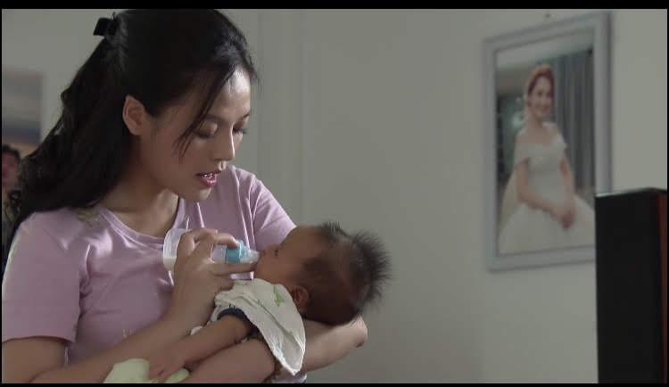 """Về nhà đi con: Tình cảm """"đảo chiều"""", Ánh Dương hứa giúp chú Quốc chinh phục chị Huệ - Ảnh 3."""