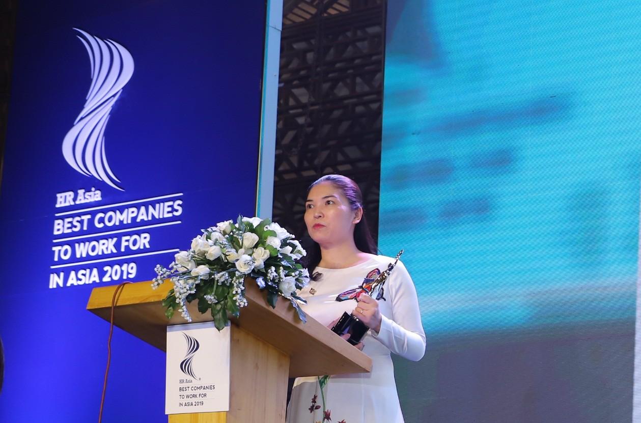 Sun Group được vinh danh là Doanh nghiệp có môi trường làm việc tốt nhất châu Á 2019 - Ảnh 2.