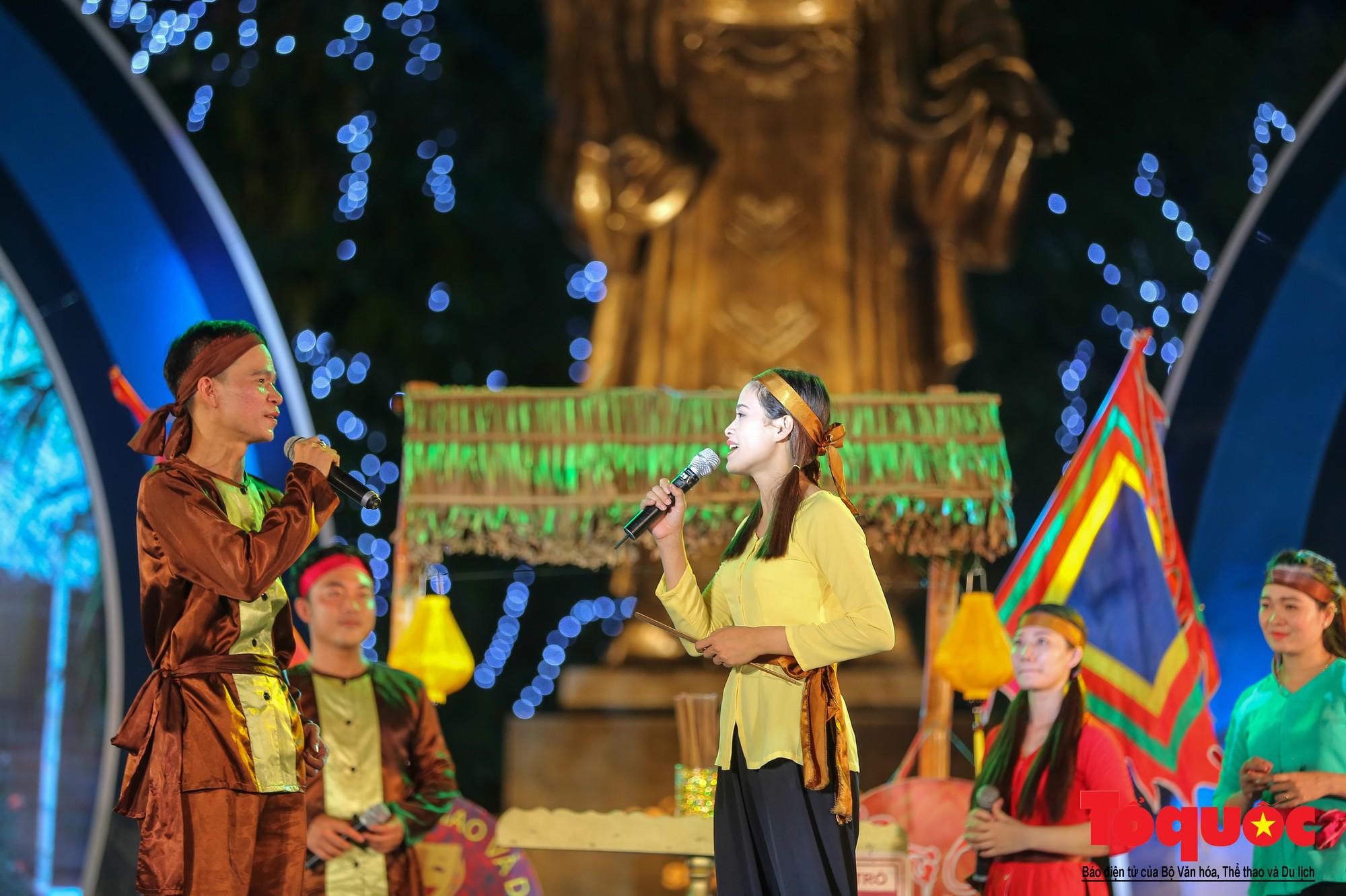 """Ấn tượng chương trình nghệ thuật kỷ niệm 20 năm Hà Nội - """"Thành phố Vì hòa bình"""" (15)"""