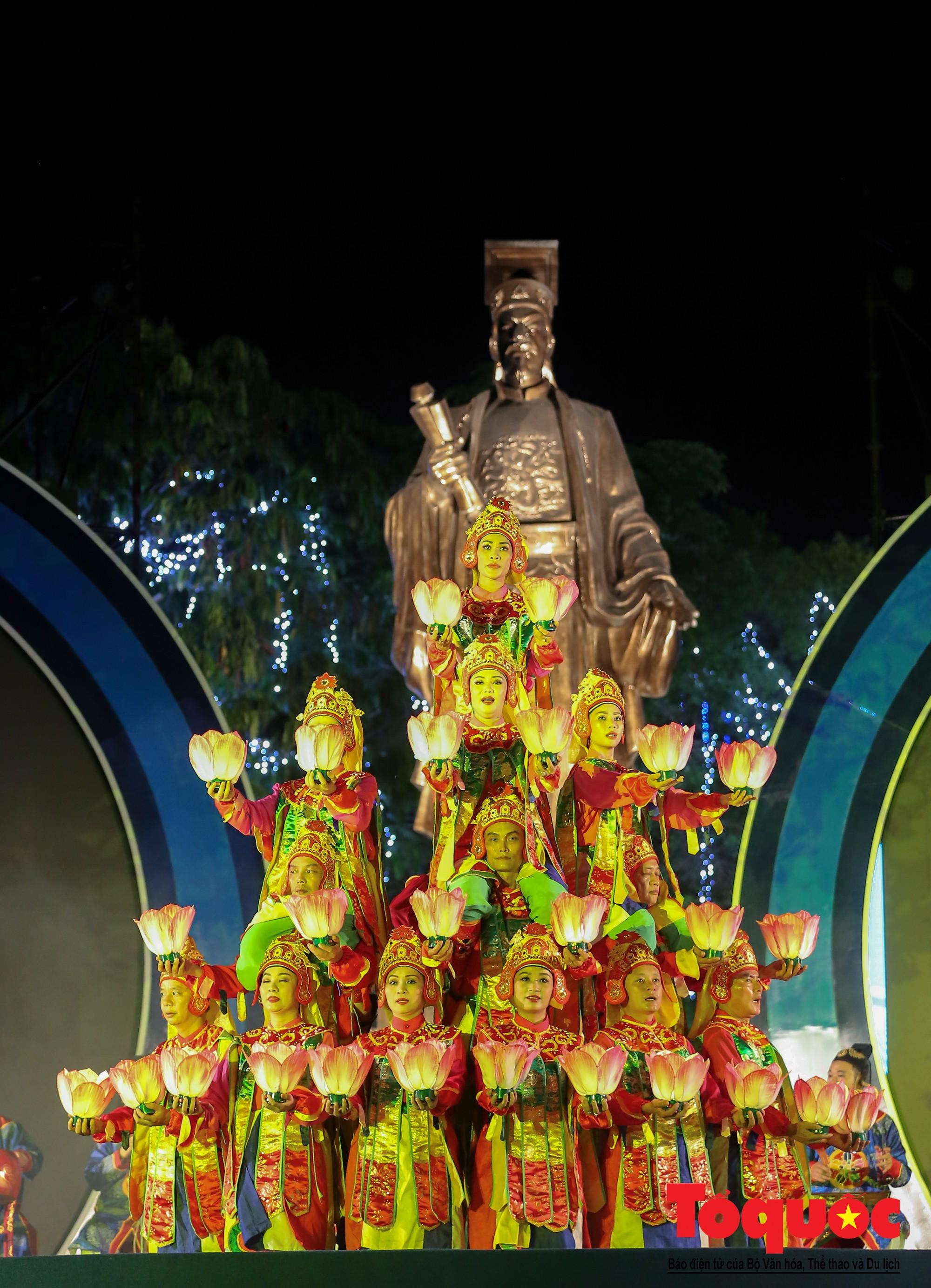 """Ấn tượng chương trình nghệ thuật kỷ niệm 20 năm Hà Nội - """"Thành phố Vì hòa bình"""" (9)"""