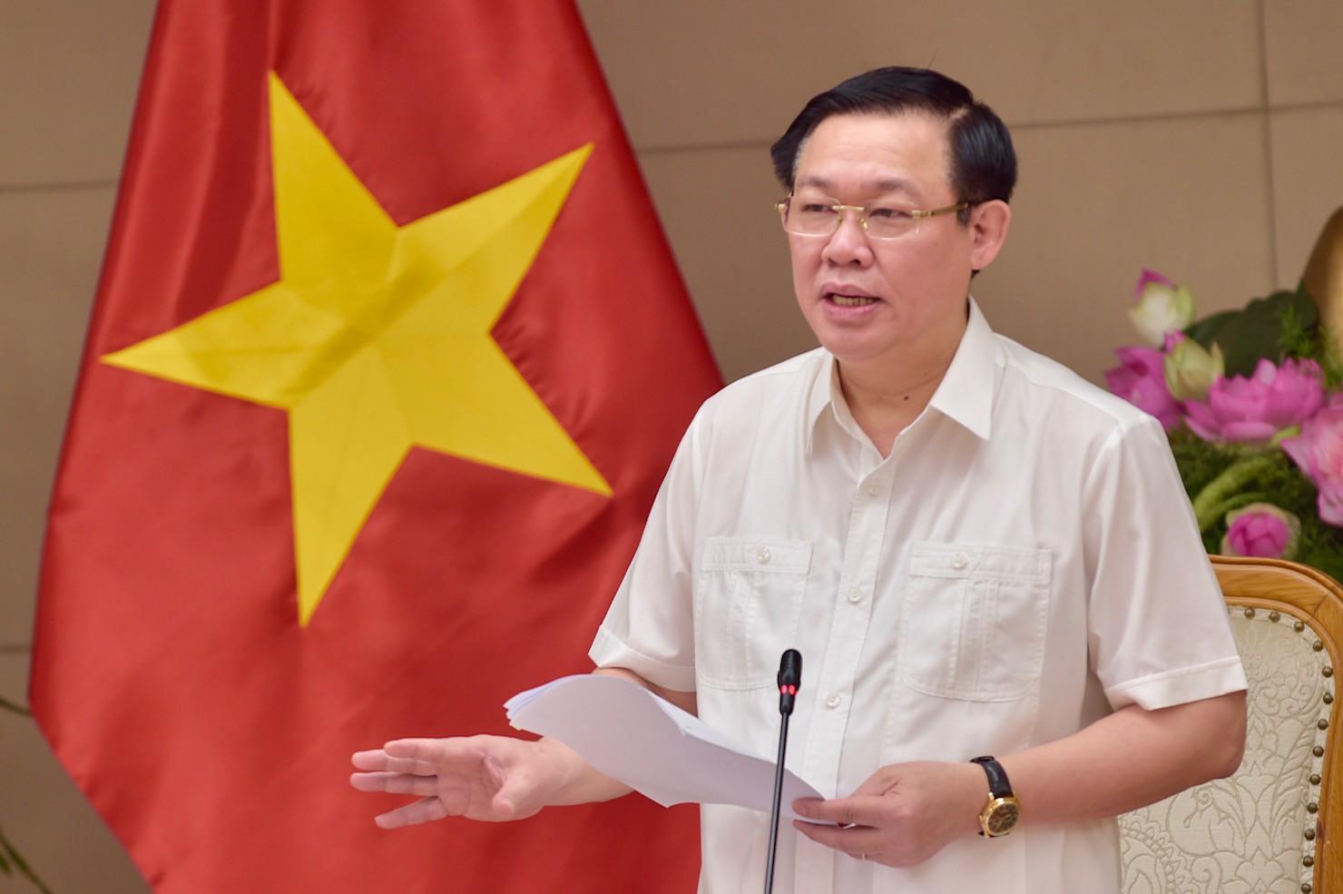 Phó Thủ tướng Vương Đình Huệ gợi ý Bộ KH&ĐT phối hợp cùng Liên minh HTX Việt Nam tiến hành xây dựng cuốn Sách trắng về Hợp tác xã - Ảnh 1.