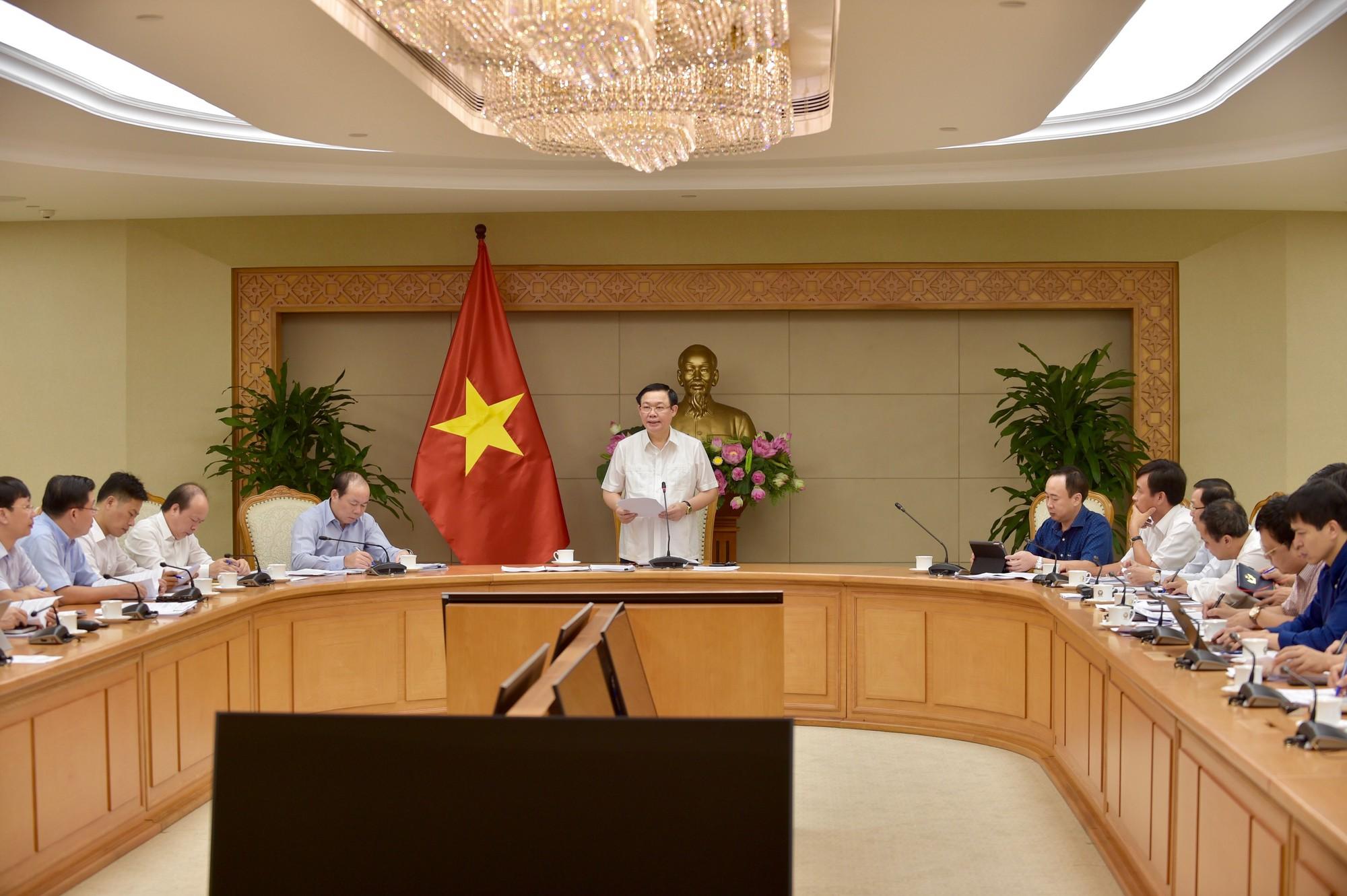 Phó Thủ tướng Vương Đình Huệ gợi ý Bộ KH&ĐT phối hợp cùng Liên minh HTX Việt Nam tiến hành xây dựng cuốn Sách trắng về Hợp tác xã - Ảnh 2.