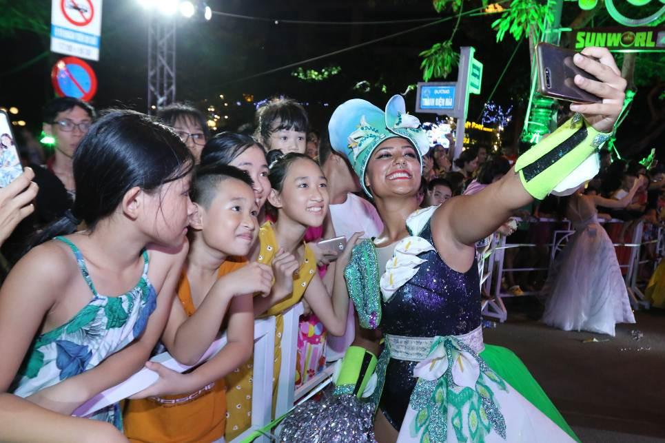 Nhìn lại hành trình Lễ hội carnival đường phố DIFF 2019 - Ảnh 6.