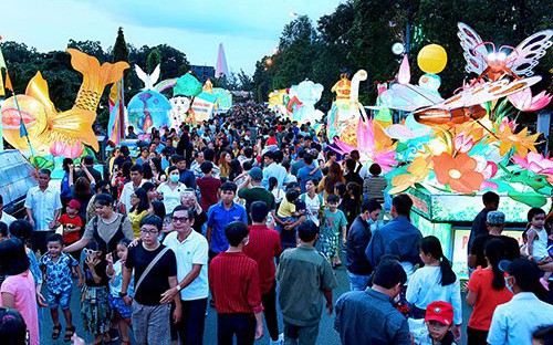 Bình Thuận: Tổ chức Lễ hội Trung thu 2019