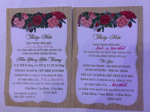 Trưởng đoàn ĐBQH Sóc Trăng tổ chức cưới con rình rang suốt 3 ngày tại nhà hàng lớn nhất tỉnh - Ảnh 1.