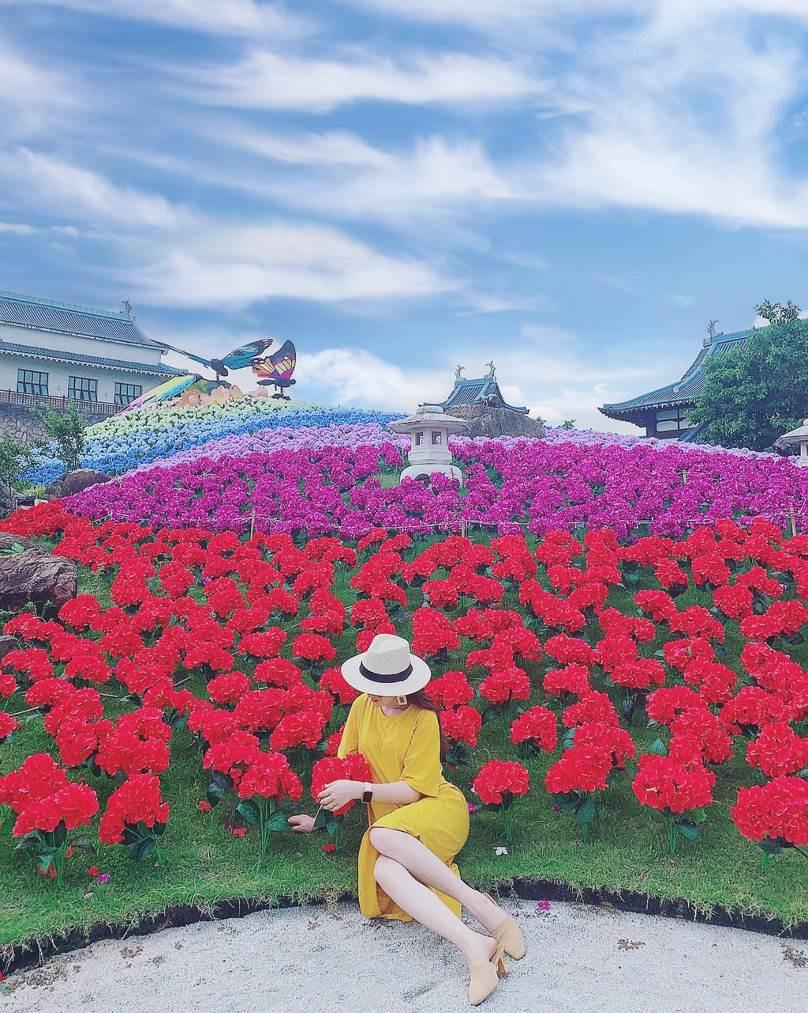 """Lạc bước giữa mùa hè rực rỡ ở góc """"Nhật Bản thu nhỏ"""" tại Sun World Halong Complex - Ảnh 2."""