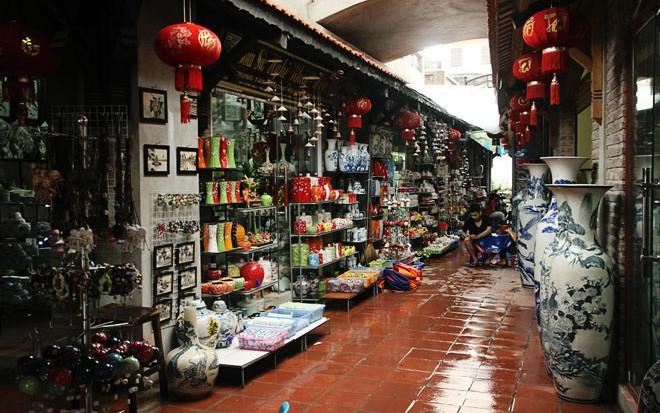 Hà Nội công nhận Bát Tràng là điểm du lịch