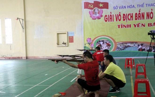 Yên Bái phát triển các môn thể thao dân tộc