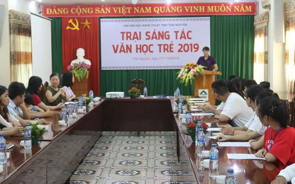 Thái Nguyên phát hiện, bồi dưỡng tài năng văn học trẻ