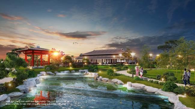 Vinhomes sắp khai trương vườn Nhật lớn nhất Việt Nam - Ảnh 1.