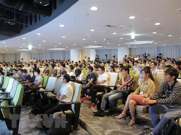 Gần 400 bạn trẻ dự hội thảo công nghệ lớn nhất của người Việt tại Nhật - Ảnh 1.