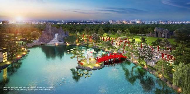 Vinhomes sắp khai trương vườn Nhật lớn nhất Việt Nam - Ảnh 2.