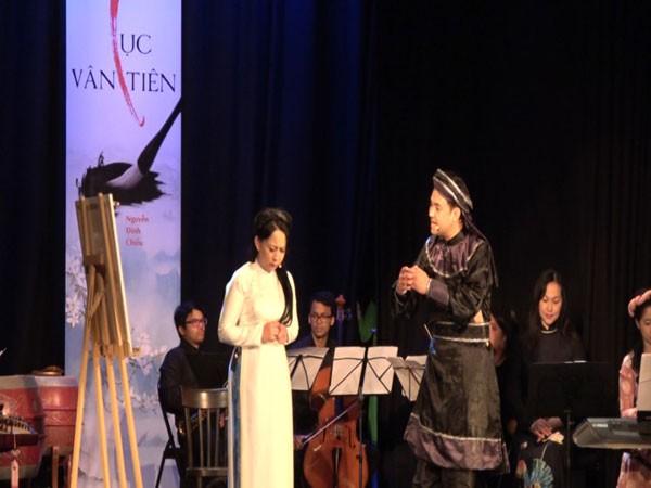 Bảo tồn và phát huy nghệ thuật truyền thống Việt Nam tại Pháp  - Ảnh 1.