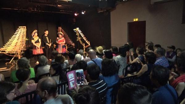 Bảo tồn và phát huy nghệ thuật truyền thống Việt Nam tại Pháp  - Ảnh 2.