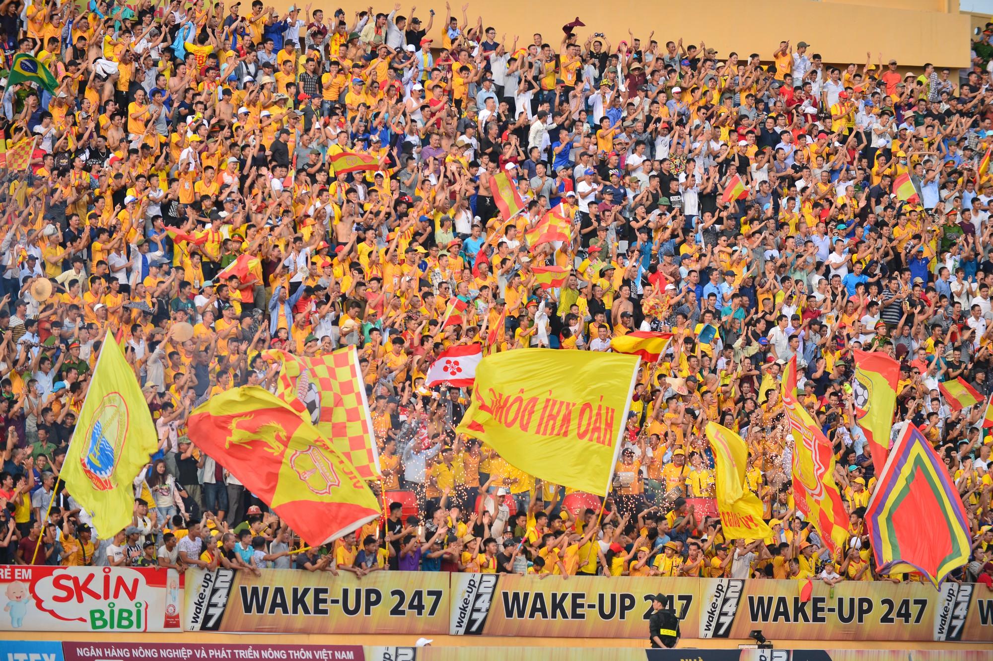 Hình ảnh: DNH.Nam Định:  Khán giả được vào sân, Thiên Trường sẽ được cả thế giới dõi theo số 1