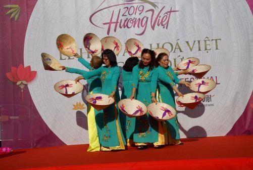 Quảng bá nét đẹp văn hóa, ẩm thực Việt Nam tới bạn bè Đức - Ảnh 1.